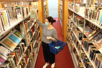 Bibliotheek Oostende is open. Ook de filialen zijn open.
