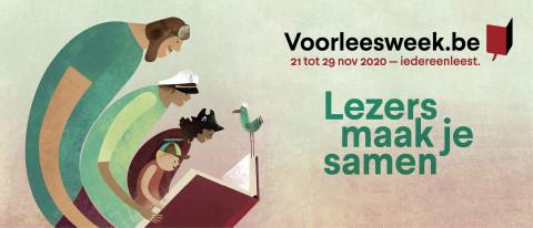 voorleesweek banner