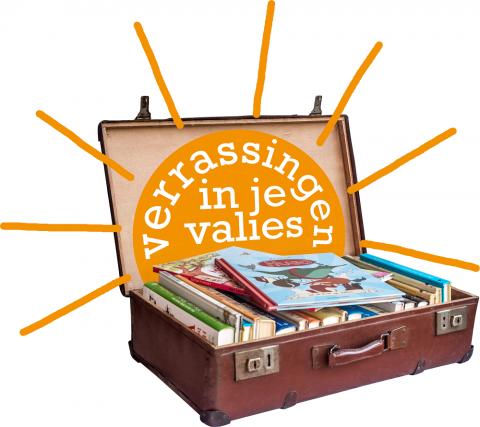 verrassing in je valies